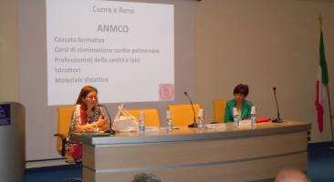 """Corso BLS- ACLS"""" Cosenza  11-12-13 Giugno 2012"""