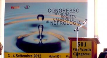 Congresso SIN Calabria – Vibo Valentia  3.4 Settembre 2012
