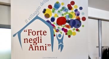 """Meeting """"FORTE NEGLI ANNI"""" – Il villaggio della Salute COSENZA 2015"""
